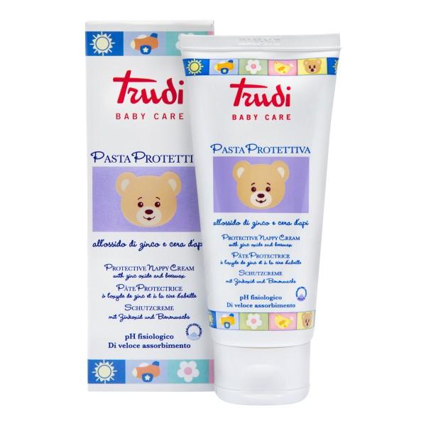 Trudi Baby Care Pasta Protettiva Lenitiva Cambio 100 ml