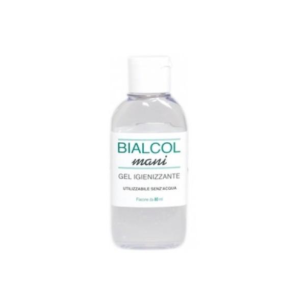 Bialcol Mani Gel Igienizzante 80 ml