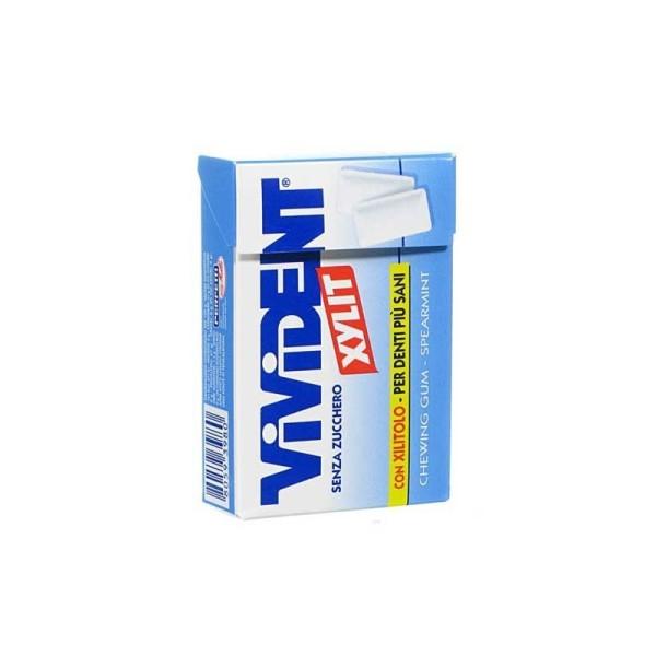 Vivident Xylit Chewing Gum Senza Zucchero 30 grammi