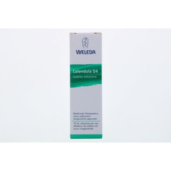 Weleda Calendula D4 Collirio Medicinale Omeopatico 10 ml