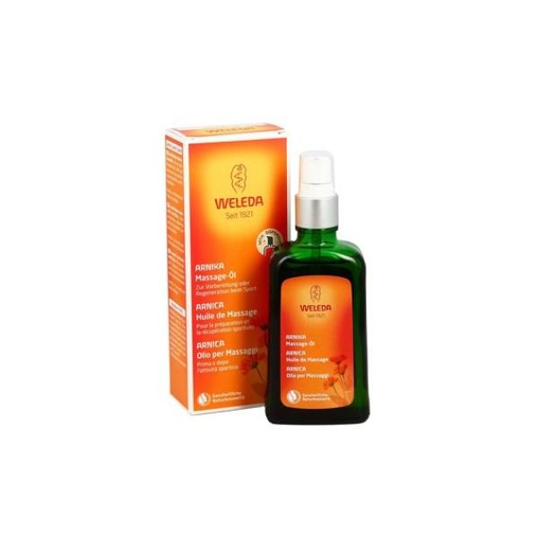 Weleda Arnica Olio Massaggio Corpo 100 ml