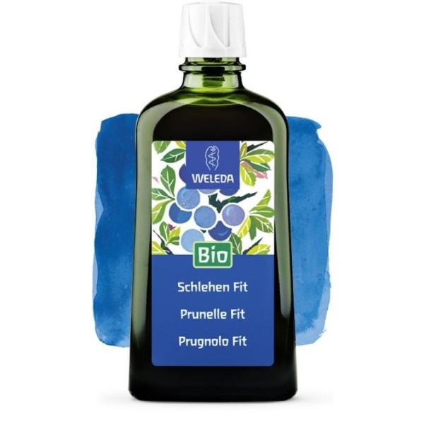 Weleda Bio Prugnolo Fit Sciroppo 200 ml - Integratore Tonificante