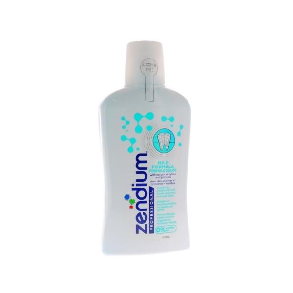 Zendium Collutorio Extra Mild Secchezza e Afte 500 ml