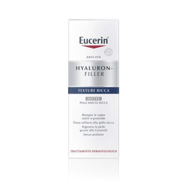 Eucerin Hyaluron-Filler Ricca Notte 50ml
