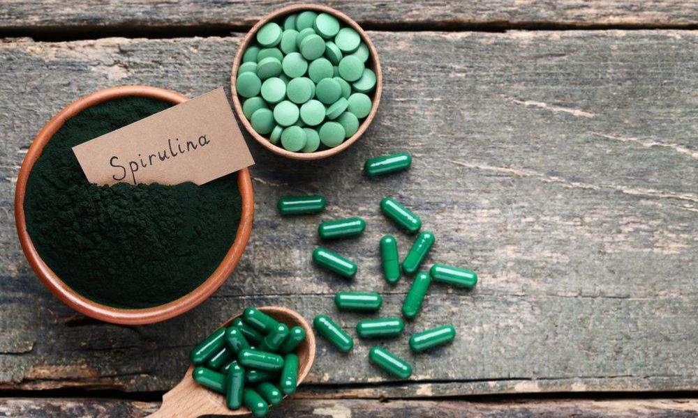 Cos'è l'Alga Spirulina?