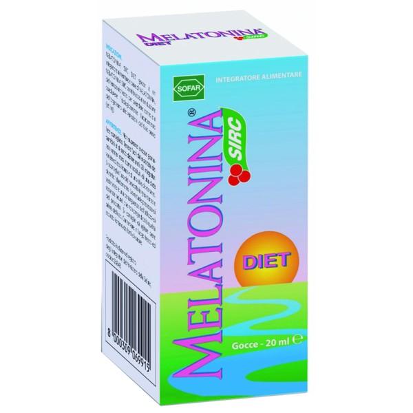 Melatonina Diet Gocce 20 ml