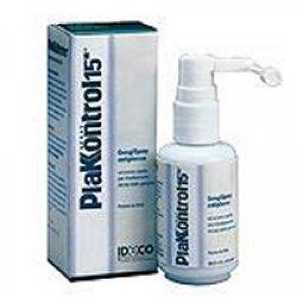 Plakkontrol 15 Secondi Collutorio Spray 50 ml
