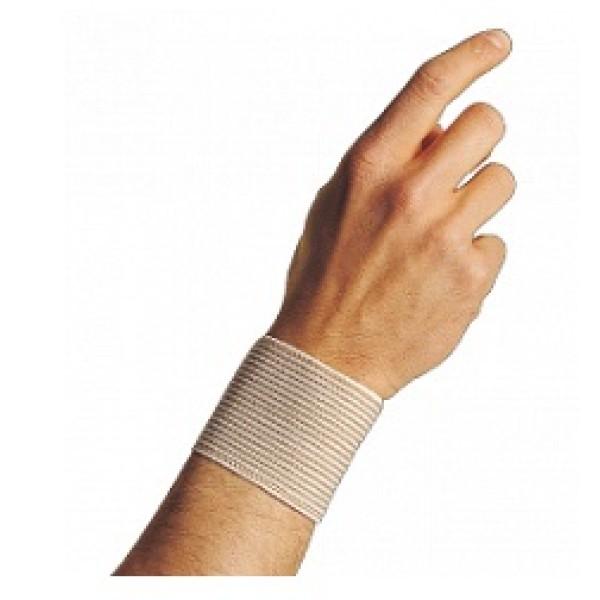 Dr.Gibaud Polsino Righe Beige Postumi Traumi 8 cm Taglia 2
