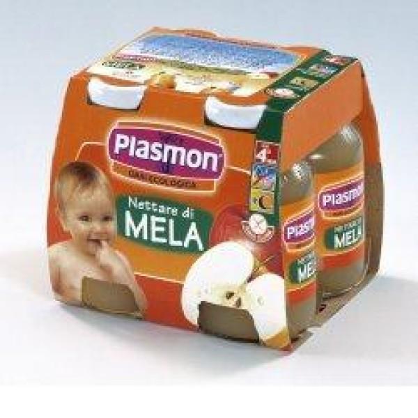 Plasmon Bebifrutt Mela 4 x 125ml