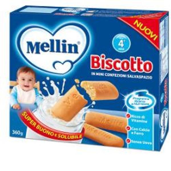 Mellin Biscotto Classico 360 grammi