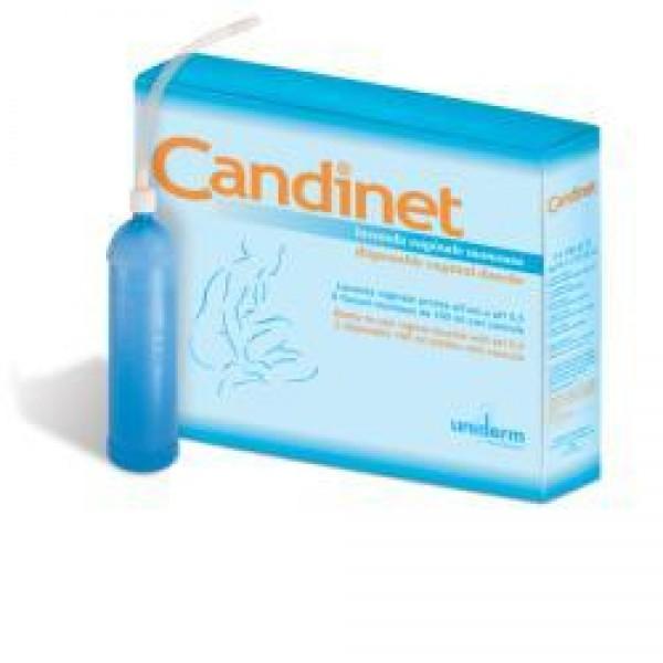 Candinet Lavanda Vaginale Monodose 5 flaconcini