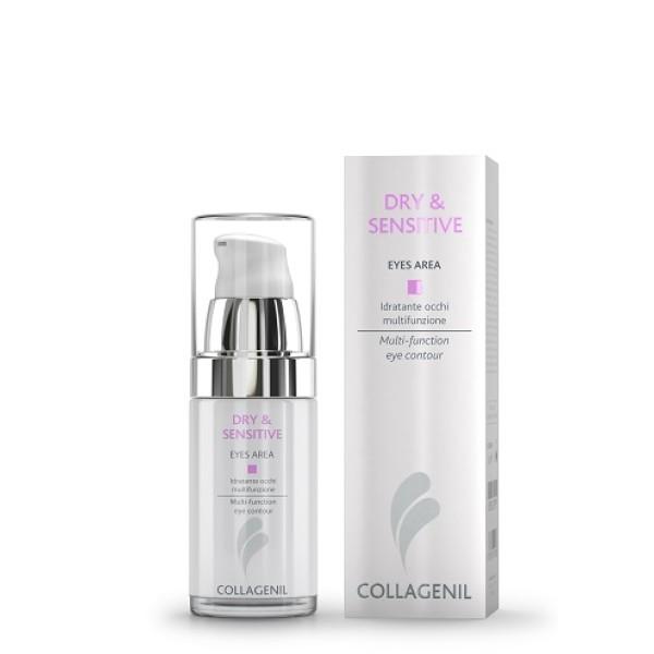 Collagenil Dry & Sensitive Crema Idratante Occhi 30ml