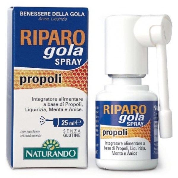 Riparo Gola Spray 25 ml