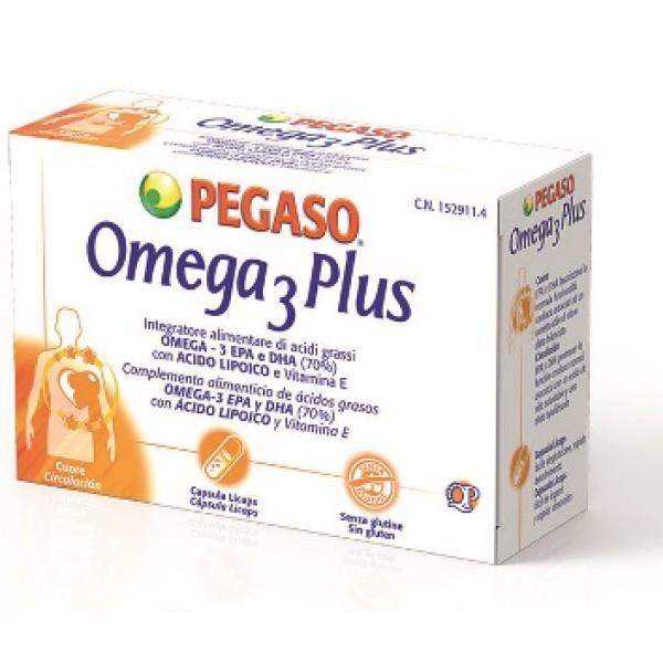 Omega 3 Plus Integratore Cardiovascolare 40 capsule