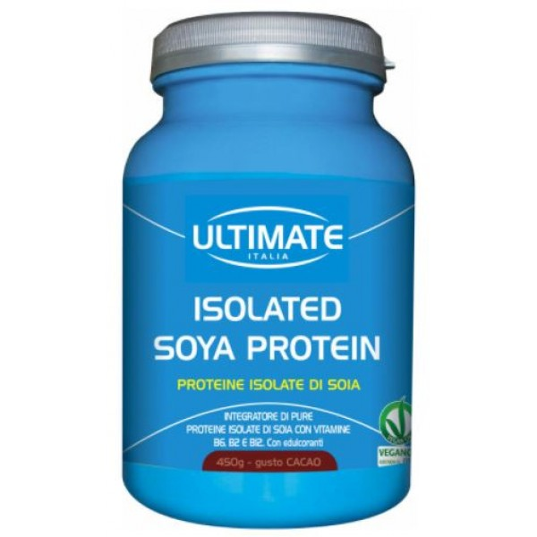 Isolated Soya Protein Cacao 750 grammi - Integratore Alimentare