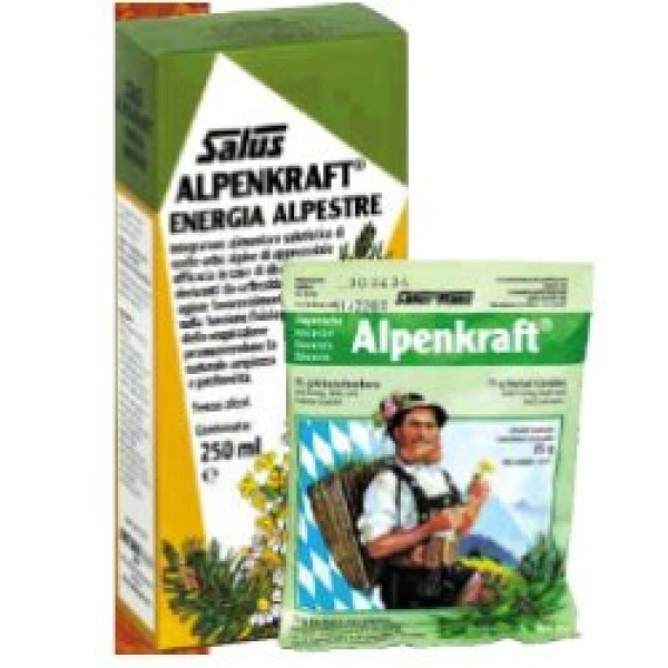 ALPENKRAFT Tonico Erbe Alpine 250ml