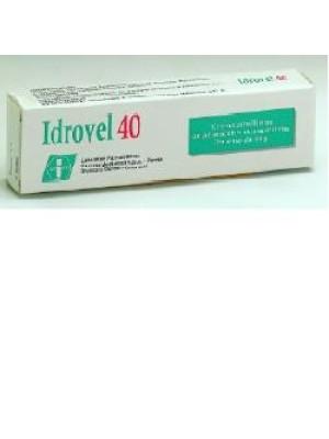 Idrovel 40 Crema Emolliente 40 grammi