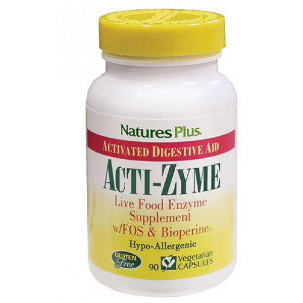 Acti-Zyme 90 Capsule - Integratore Digestivo