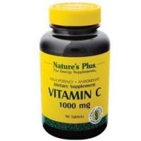 Nature's Plus Vitamina C 1000  90 Tavolette - Integratore Alimentare