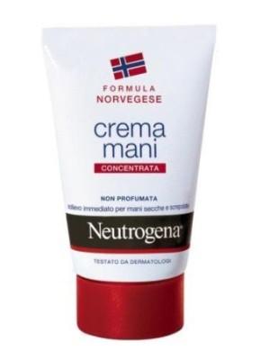 Neutrogena Crema Mani Idratante e Protettiva Senza Profumo 75 ml