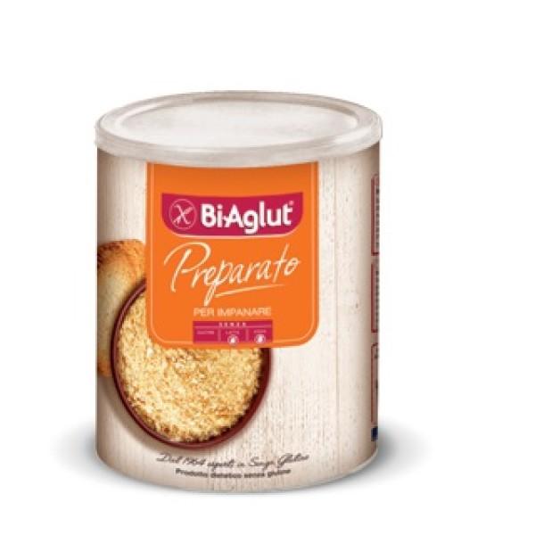 Biaglut Preparato per Impanature Senza Glutine 350 grammi