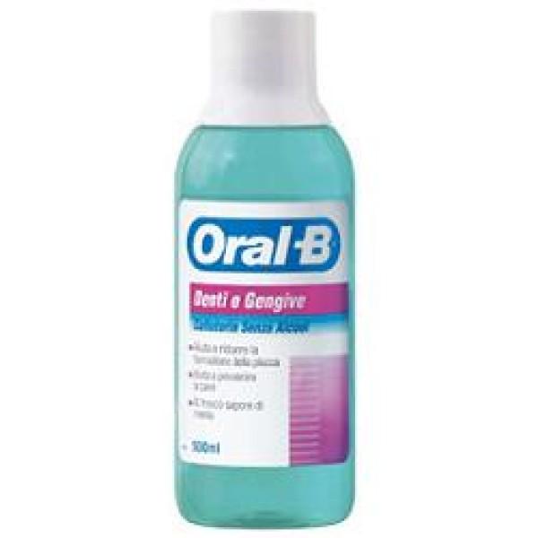 Oral-B Collutorio Denti e Gengive Bipack 2 x 500 ml