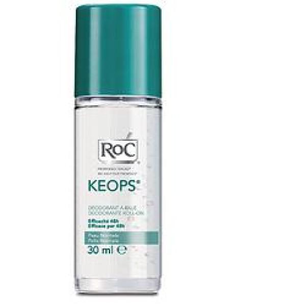 Roc Keops Deodorante Roll On senza alcool 30ml