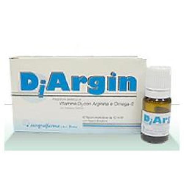 DIARGIN 10FL 10ML