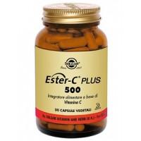 Solgar Solgar Ester C Plus 500 50 Capsule - Integratore di Vitamina C
