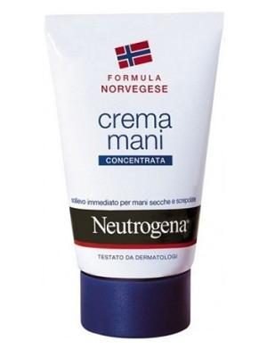 Neutrogena Crema Mani Idratante e Protettiva Profumata 75 ml
