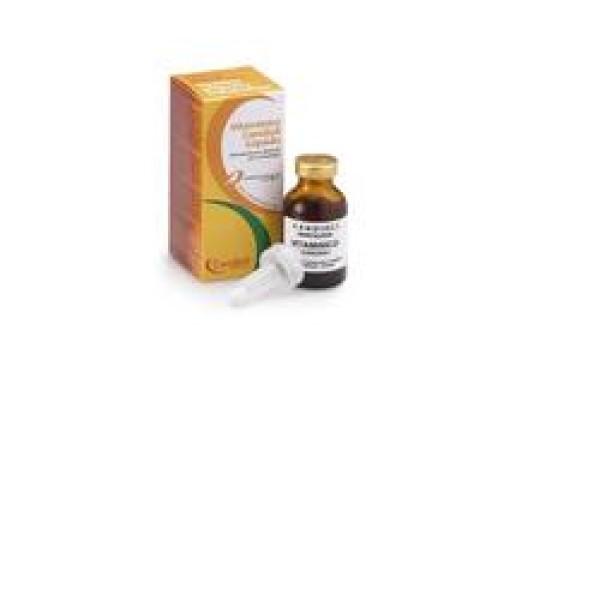 Candioli Vitaminico Liquido 20 ml - Integratore per Uccelli