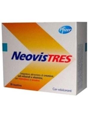 Neovis Tres 20 Bustine - Integratore Creatina