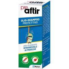 PreAftir Olio Shampoo Antipediculosi 150ml