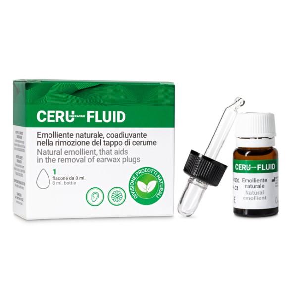 CERU Fluid Emolliente Orecchio 8ml