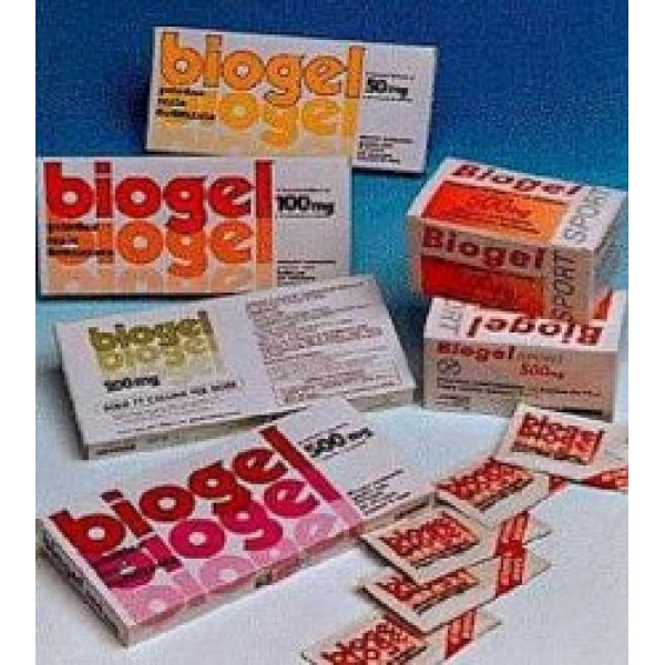 BIOGEL 10 Fl. 50mg
