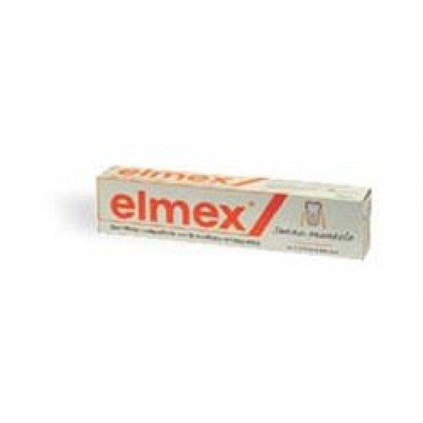 Elmex Senza Mentolo Dentifricio Antiplacca 75 ml