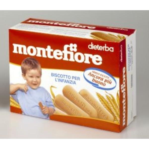 Dieterba Montefiore Biscotti per l'Infanzia 360 grammi