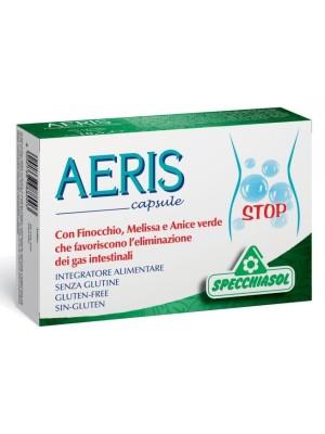 Specchiasol Aeris Integratore Alimentare Gas Intestinali 30 Capsule