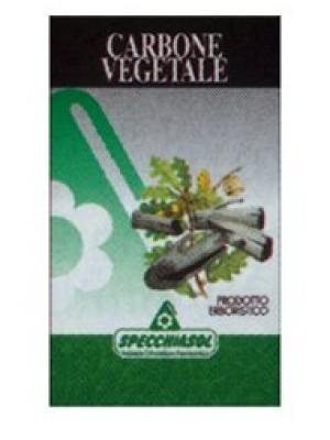Specchiasol Carbone Vegetale Integratore Gas Intestinali 80 Capsule