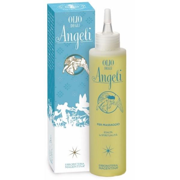 Erboristeria Magentina Olio degli Angeli Nutriente Pelle 150 ml