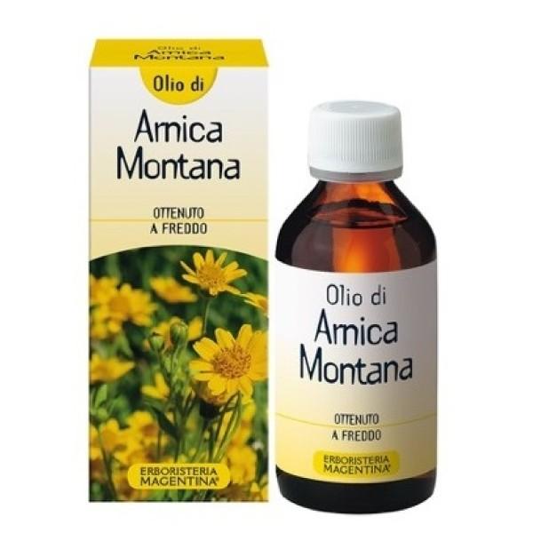 Erboristeria Magentina Arnica Olio Rinforzante Muscolare 100 ml
