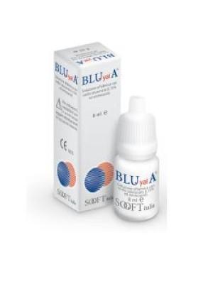 Bluyal A Collirio Soluzione Oftalmica 8 ml