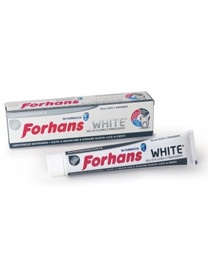 Forhans White Dentifricio Sbiancante 75 ml