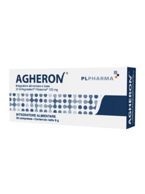 Agheron 20 Compresse - Integratore per il Microcircolo
