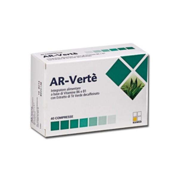 Named AR-Verde Integratore Alimentare 40 Compresse