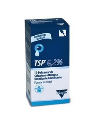 TSP 0,2% Soluzione Oftalmica Sterile 10 ml