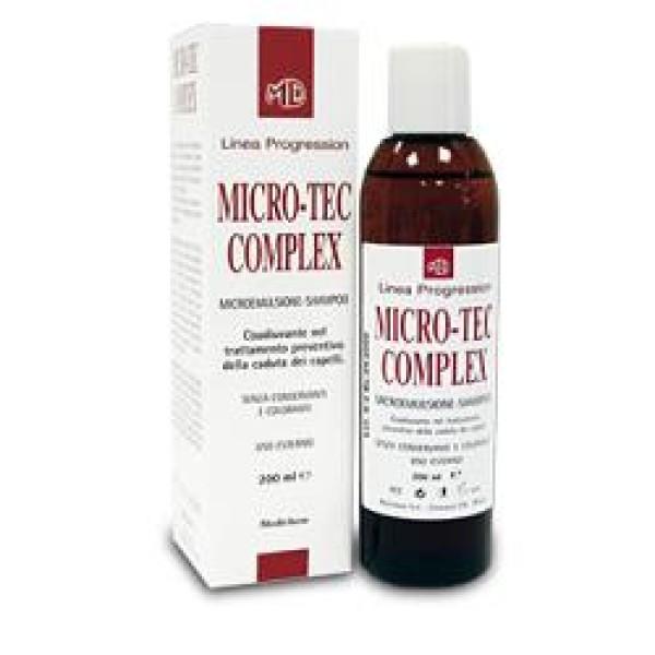 MICRO-TEC Cpx Shampoo 200ml