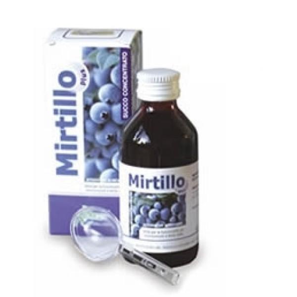 Aboca Mirtillo Plus Succo 100 ml - Integratore Microcircolo e Vista