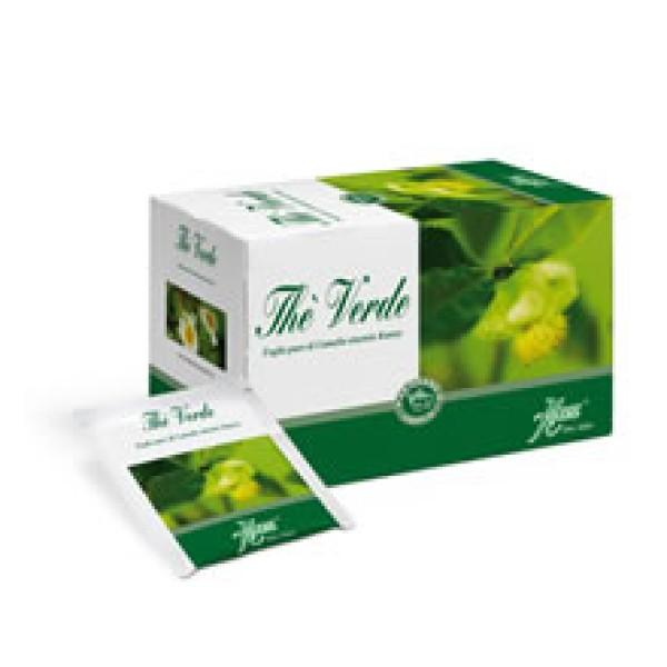 Aboca The' Verde Tisana senza Menta 20 Bustine