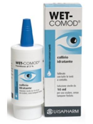 Wet Comod Collirio Idratante 10 ml